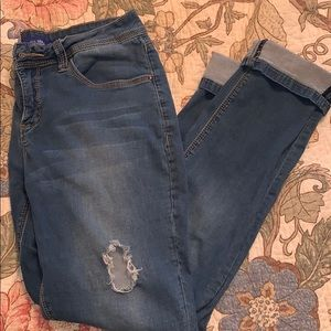 Royalty Ankle Jeans